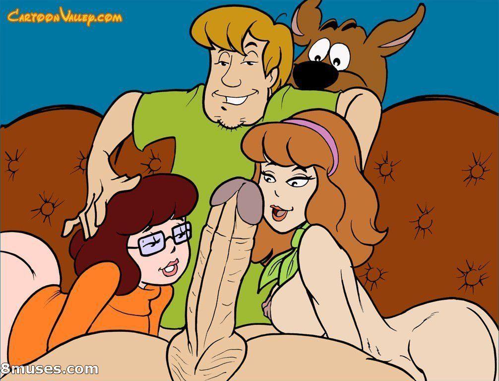 Scooby-Doo Cartoon Valley (10)