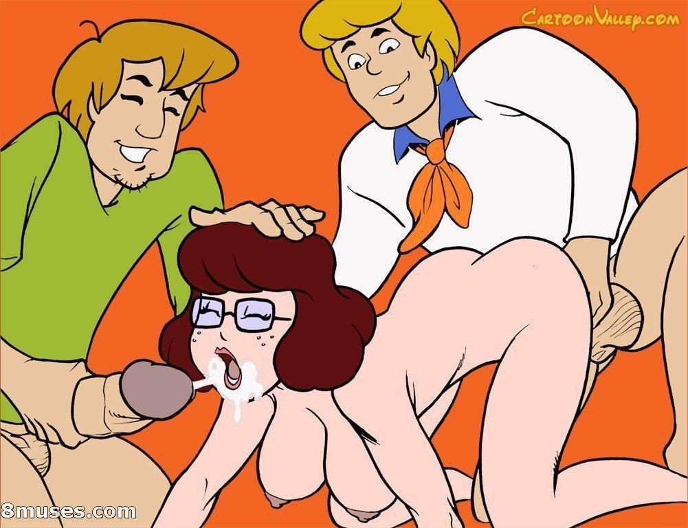 Scooby-Doo Cartoon Valley (3)