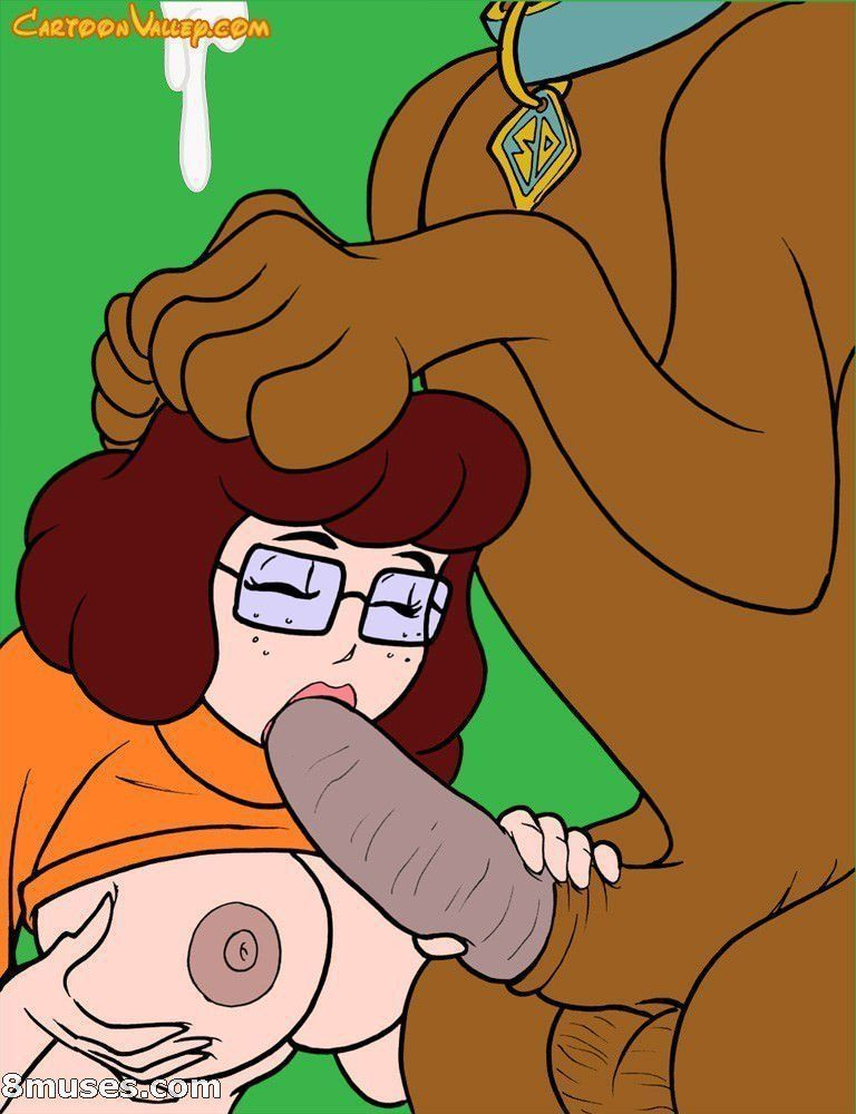 Scooby-Doo Cartoon Valley (9)