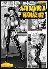 Ajudando a mamãe 02 – Dragon Ball