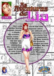 As Aventuras de Lia 01