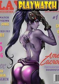 Capa de Revista Playwatch