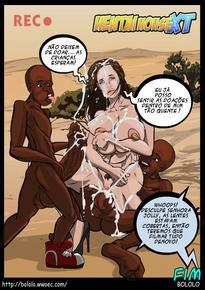 Entrevista com Angelina Jolie