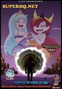 Marco contra as forcasdo tempo – starvs forcas do mal