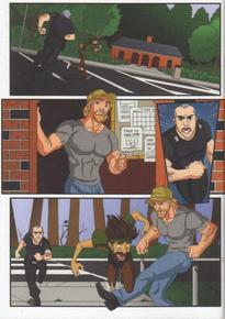 O Policial Durão 01