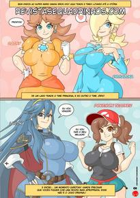 Smash Bros Xtreme by Witchking00