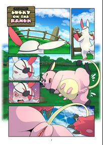 Sorte no Rancho – Pokemon