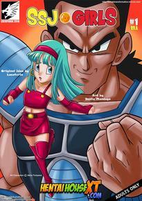 SSJ Girls 01 – Dragon Ball