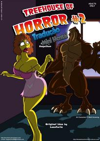 Treehouse of Horror 02 ( Simpsons )