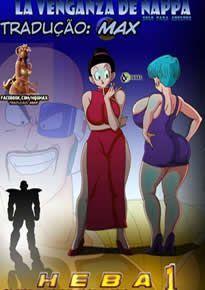 Dragon Ball Pornô: A vingança de Napa