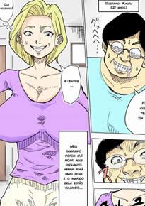 Dia de sexo com a tia gostosa