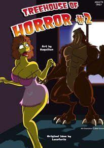 Os Simpsons Hentai: A casa do terror