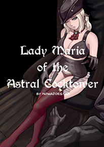 Bloodborne: Lady Maria na torre de paus