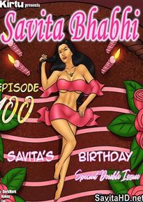 O aniversário de Savita